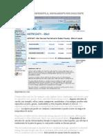 NORMA ASTM D471 REFERENTE AL HINCHAMIENTO POR DISOLVENTE