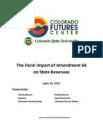 CFC Amendment 64 Study Final2
