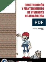 Construccion y mantenimiento de viviendas de albañileria - SENCICO