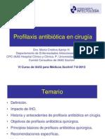 Clase 35 Antibioprofilaxis