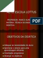 38964764 Tecnica de Ensino e Didatica