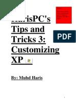 HarisPC Tips and Tricks Customizing XP