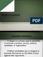 Sloganul Electoral