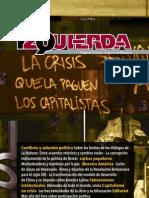 Revista Izquierda N°33 mayo de 2013