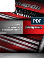 Snap on Catalogo 1200