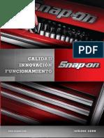 Snap on Catalogo 1200