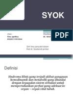 SYOK - FINA