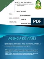AGENCIA DE VIAJES  GUS.pptx
