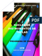Programa de Piano CFM
