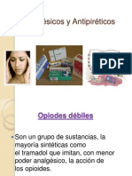Efectos Adversos Analgesicos