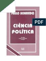 paulo bonavides - ciência política.pdf
