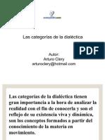 Categorias Dialectica Uno