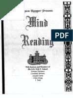 Kenton Knepper - Mind Reading