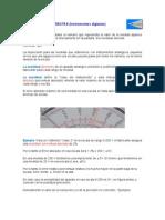 Medidas Directas Instrumentos Digitales