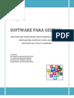 Software Para Gestion