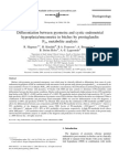 Differentiation Between Pyometra and Cystic En Dome Trial Hyperplasia Mucometra in Bitches by Pros Tag Land In F2a Metabolite Analysis