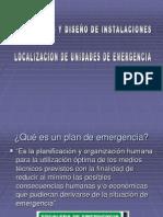 1.3.1 Localizacion Unidades de Emergencia