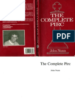 (Chess Book)the Complete Pirc-john Nunn