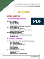 Exemple De Remerciements Du Rapport De Stage Marketing