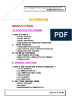 Rapport de Stage 09
