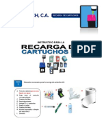 Instructivo Recargar de Cartuchos HP