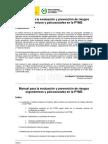 Manual de Evaluacion de Riesgosevaluacionriesgospyme