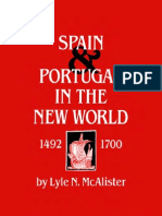 Spain and Portugal in the New World - Lyle McAlister