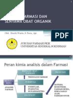 Analisis Farmasi II