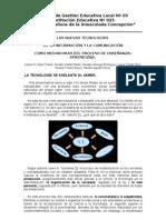 LAS NUEVAS TECNOLOGÍAS_CCESA.doc