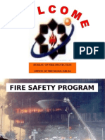 Fire Safety Program