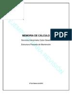 Memoria de C�lculo Pasarela.pdf