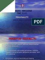Psikologi Pendidikan-personaliti
