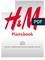 H&M Plansbook