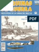Maquinas de Guerra 131 - Hidroaviones de La 2 Guerra Mundial