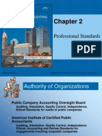 Principals of Auditing Ch 2