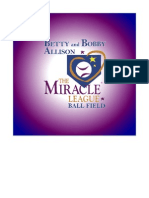 Miracle League E-Marketing Plansbook