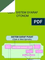 Obat_obat Sistem Syaraf Otonom