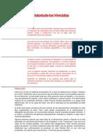 La Historia de los Vencidos.doc