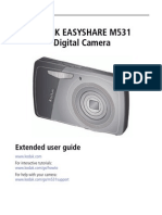 Camara Kodak M531 xUG GLB En