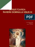 Sarbatoarea Invierii Domnului Iisus Hristos