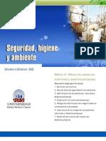 Seguridad Higiene y Ambiente URBE