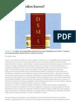Sobre el DSM V