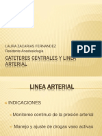 CATETERES CENTRALES Y LINEA ARTERIAL.pptx