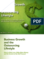 Business Growth and the Outsourcing Lifestyle