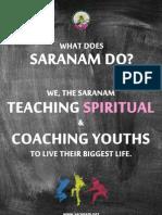 Saranam's Board & Chalks