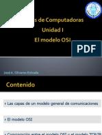 Unidad1 003 Redes de Computadoras-MODELO OSI