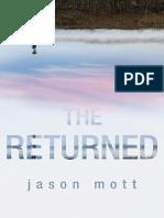 The Returned by Jason Mott - Chapter Sampler
