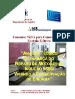 37250015 WEG Avaliacao Dos Reparos Em Motores