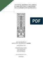Guia Matematica II 2013 Ok