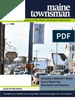 2011 Fluoride Article in Maine Townsman